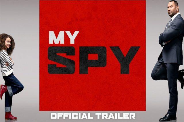 My Spy (Official Movie Trailer)