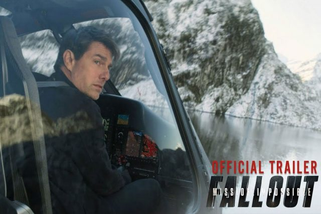 Mission Impossible 4 (Official Trailer)