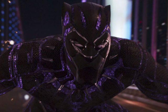 Black Panther (VFX Reel)