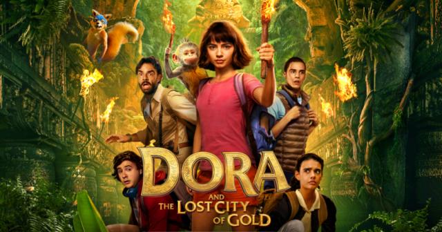 Dora The Explorer - Movie (Official Trailer)